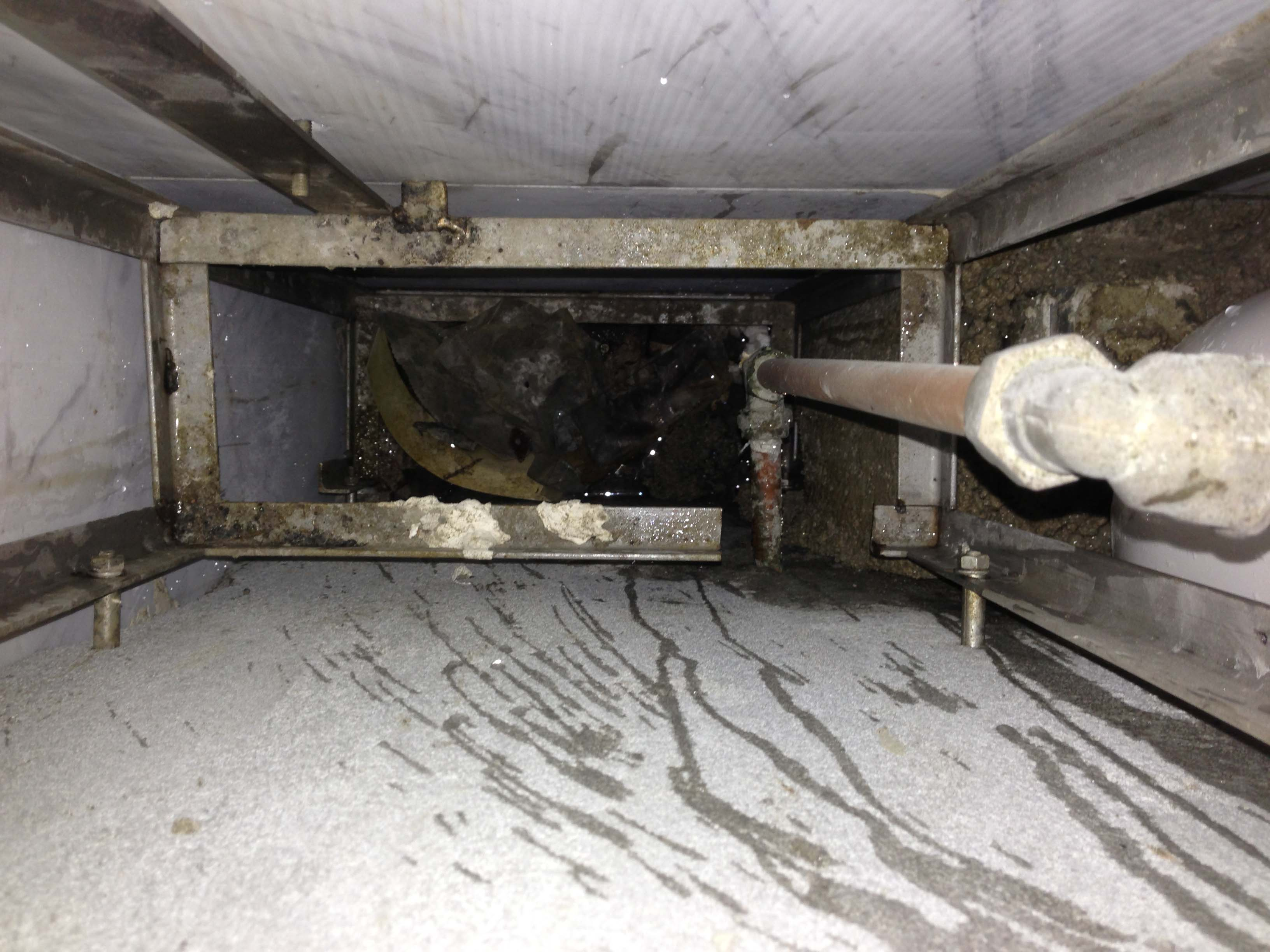 17. water pipe leak inside pipe chamber. flooding into downstairs neighbour..jpg